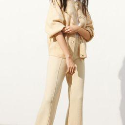 Merino Wool-blend Pants | H&M (US)