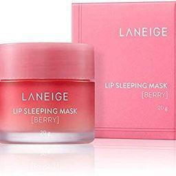 [Laneige] 2019 Renewal - Lip Sleeping Mask, Berry, 0.7 Ounce / 20 g | Amazon (US)