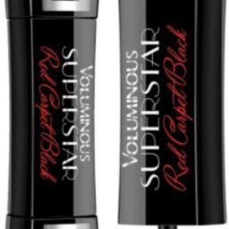 Voluminous Superstar Red Carpet Black Flash Reflecting Mascara | Ulta