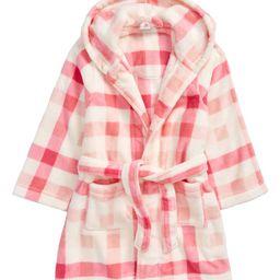 Kids' Hooded Fleece Robe | Nordstrom