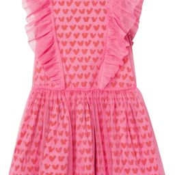 Kids' Hearts Dress with Removable Tulle Overlay | Nordstrom