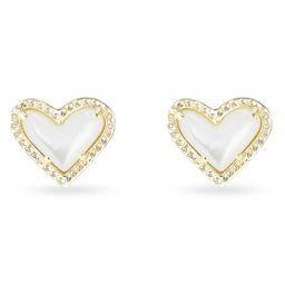 Ari Heart Stud Earrings | Nordstrom