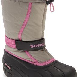 Flurry Weather Resistant Snow Boot   Nordstrom