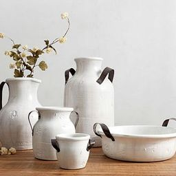 Marlowe Handcrafted Ceramic Vases   Pottery Barn (US)
