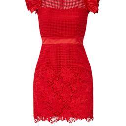 UnitedWood Red Karlie Dress | Rent The Runway