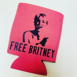 Free britney Can Sleeve   Etsy (US)