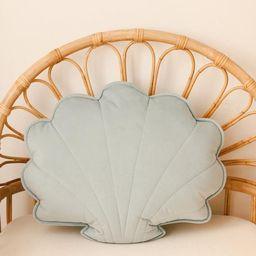 "Velour large pillow shell ""Powder mint""   Etsy (US)"