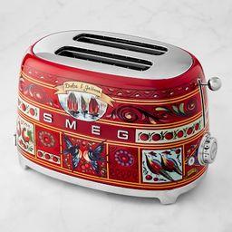 Smeg Dolce & Gabbana 2-Slice Toaster   Williams-Sonoma