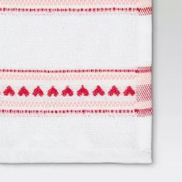 Cotton Hearts Terry Kitchen Towel - Opalhouse™ | Target