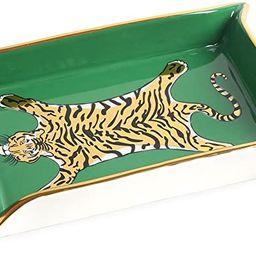 Jonathan Adler Women's Tiger Valet Tray | Amazon (US)