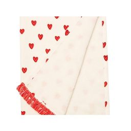 Cotton Scattered Hearts Terry Kitchen Towel - Opalhouse™ | Target