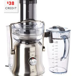 Breville Juice Fountain Cold Plus Juicer | Ruelala