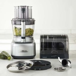 Cuisinart Elemental 13-Cup Food Processor with Spiralizer & Dicer, Silver | Williams-Sonoma