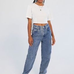 BDG High-Waisted Baggy Jean – Light Acid Wash | Urban Outfitters (US and RoW)
