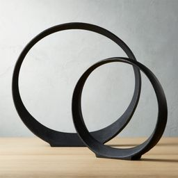 Metal Ring SculpturesChange Zip Code: SubmitClose$39.95 - $69.95(5.0)  out of 5 stars7 Reviews   CB2
