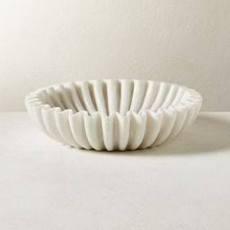 Reve Marble Fluted BowlIn stock and ready to ship.ZIP Code 37201Change Zip Code: SubmitClose$29...   CB2