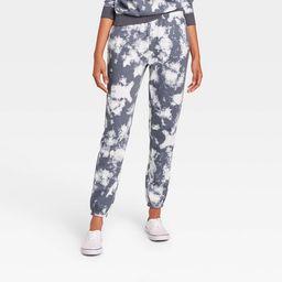 Women's Cloud Wash Jogger Pants - Gray | Target