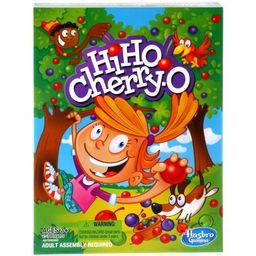 Classic Hi Ho Cherry-O Kids Board Game, for Preschoolers Ages 3 and up   Walmart (US)