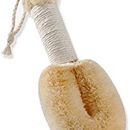"""Touch Me All Natural Spa Sisal Dry Skin Brush - Premium Quality- 9"""" Length 