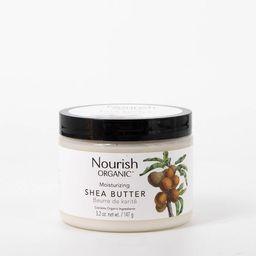 Nourish Organic Moisturizing Shea Butter - Unscented - 5.2oz | Target