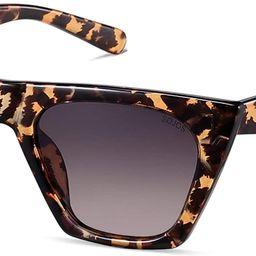 Retro Square Cateye Polarized Women Sunglasses Trendy Style BELLA SJ2115   Amazon (CA)