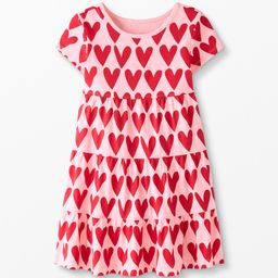 All Hearts Twirl Power Dress | Hanna Andersson