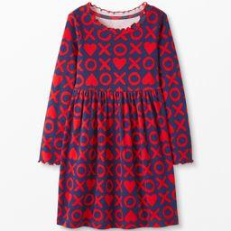 Rib Knit Dress | Hanna Andersson