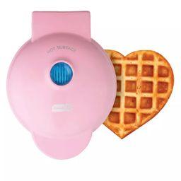 Dash Heart Mini Waffle Maker | Target