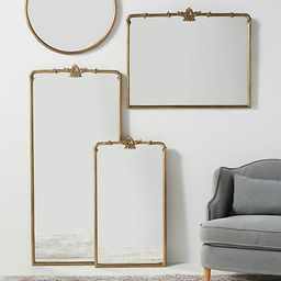Cecilia Mirror By Anthropologie in Gold Size M   Anthropologie (US)