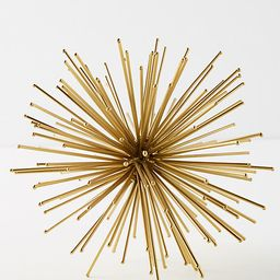 Burst Decorative Object By Anthropologie in Gold | Anthropologie (US)