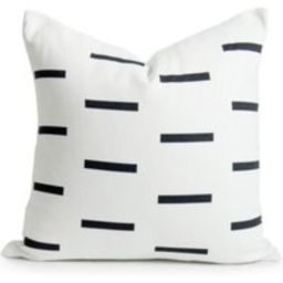 """Mud Cloth Pillow Cover, African Cloth, Authentic Pillow, White & Black 18"""""""" X Inches   Etsy (US)"""