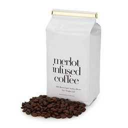 Merlot Infused Coffee | UncommonGoods