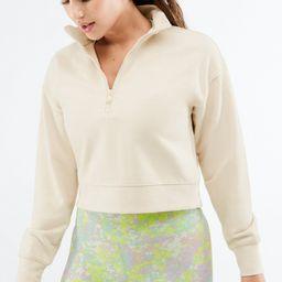 Kat Half Zip Pullover   Fabletics
