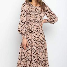 Emley Dress - Beige   Petal & Pup (US)