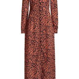 Tall Leopard Print Maxi Dress   Boohoo.com (US & CA)