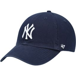New York Yankees '47 Home Clean Up Adjustable Hat - Navy | Fanatics