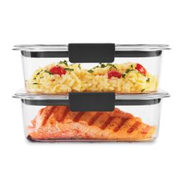 Rubbermaid 3.2 cup 2pk Brillance Food Storage Container | Target