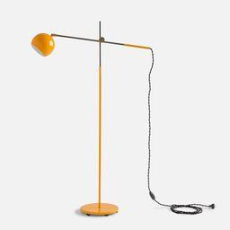 Studio Floor Lamp - Industrial Yellow   Schoolhouse