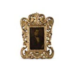 K&K Interiors 15727A-3 10.5 Inch Antique Gold Ornate Photo Frame   Amazon (US)