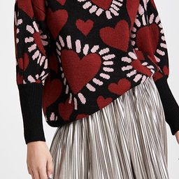 Hearts Sweater | Shopbop