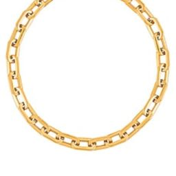 BRACHA Gage Necklace in Gold from Revolve.com | Revolve Clothing (Global)