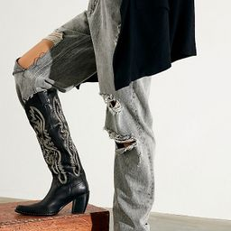 Badlands Tall Western Boots | Free People (US)
