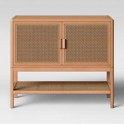Minsmere 2 Door Cabinet Natural Brown - Opalhouse | Target
