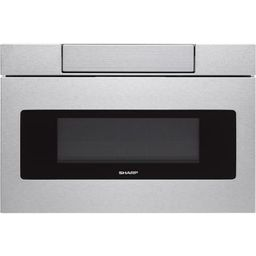 30 Inch Wide 1000 Watt 1.2 Cu. Ft. Drawer Microwave with Push Button Opening | Build.com, Inc.