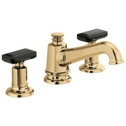 Invari 1.5 GPM Widespread Bathroom Faucet with Pop-Up Drain Assembly Less Handles - Limited Lifet...   Build.com, Inc.