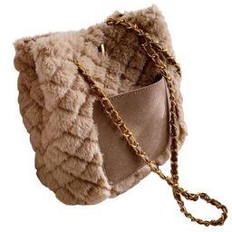 'Ginny' Small Fleece Bucket Bag (3 Colors) | Goodnight Macaroon