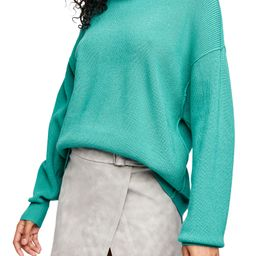 Softly Structured Knit Tunic | Nordstrom