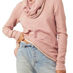 Cowl Neck Cocoon Pullover | Nordstrom