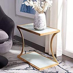 Safavieh Home Collection Sullivan Silver Accent Table   Amazon (US)