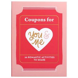 20 Romantic Activities to Share Coupons 'For You & Me' | Target